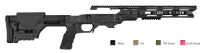 Picture of a Drake Cadex Field Tactical Chassis-Modular Rifle Chassis System