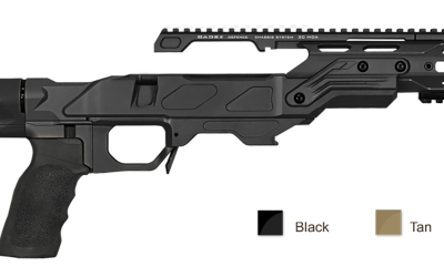 Drake Cadex Field Tactical Chassis | Modular Rifle Chassis System