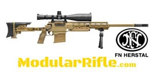 Picture of a FN Ballista Precision Bolt Action Sniper Rifle