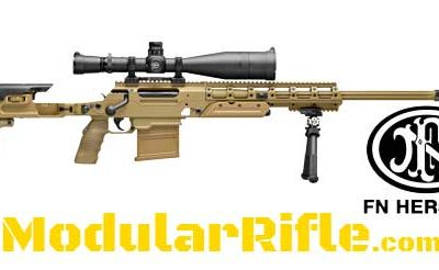 FN Ballista Precision Bolt Action Sniper Rifle