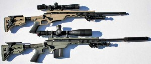 Drake Hunter Stalker Long Action LWSS Universal Chassis for Rifles