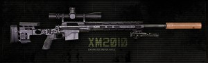 Remington Sniper Rifle XM2010 now officially designated the Remington M2010