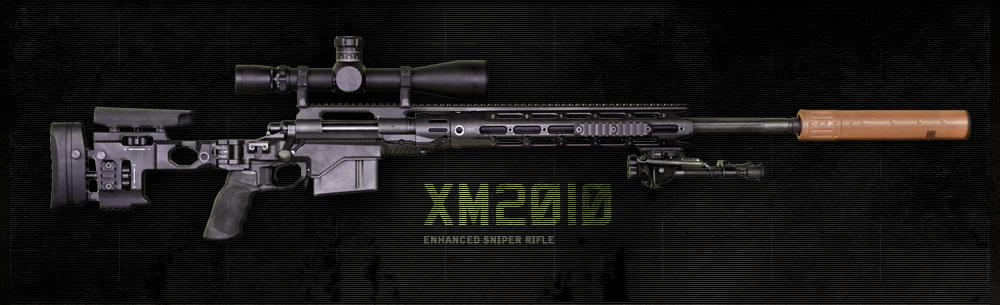 Picture of a Remington XM2010 Modular Rifle System