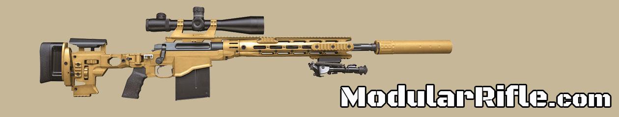 Precision Rifle Chassis System | Remington XM2010 Sniper Rifle