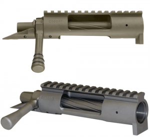 Surgeon Rifles Short Action Receiver 591SA Repeater