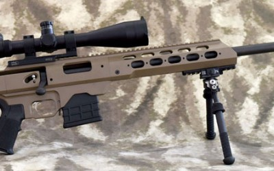 MDT TAC21 Suppressed Modular Rifle | MDT Chassis