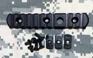 MDT Chassis Accessory Rail - 5 Inch | MDT TAC21 20 inch