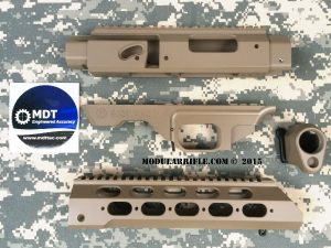 MDT TAC21 Remington 700 Rifle Chassis System