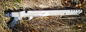 Picture of a Mcrees G5 G7 Sniper Rifle Stock System www.modularrifle.com