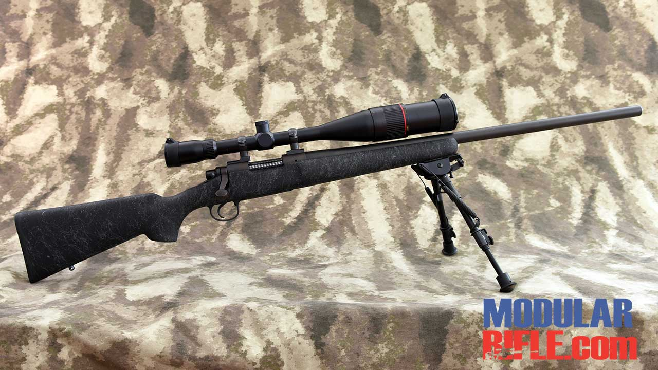 Picture of a Remington 700 Varmint 22-250