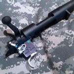 Rifle Basix Remington ERV-3 K Trigger Installed