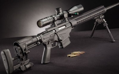 Ruger Precision Rifle Guide