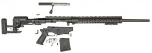 Ruger Precision Rifle Exploded View- http://modularrifle.com