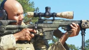 2015 US Army International Sniper Competition-Drake Savage Stalker 308 Long Range Tactical Sniper System