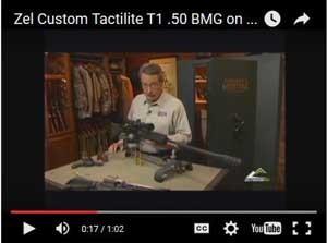 Zel Custom 50 BMG T2 AR15 Upper Receiver Video 2