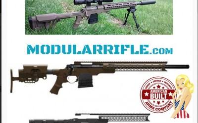 AB ARMS MOD X GEN III MODULAR RIFLE SYSTEM