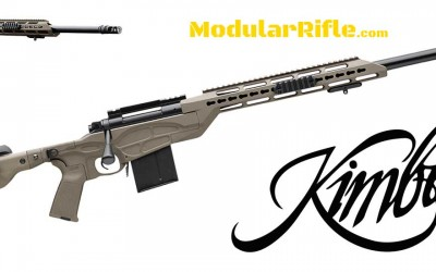 KIMBER ADVANCED TACTICAL SOC RIFLE MODEL 8400