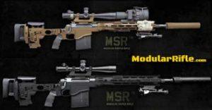 Remington PSR Modular Sniper Rifle