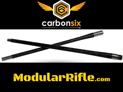 CARBONSIX SAVAGE DROP-IN SAVAGE RIFLE BARRELS