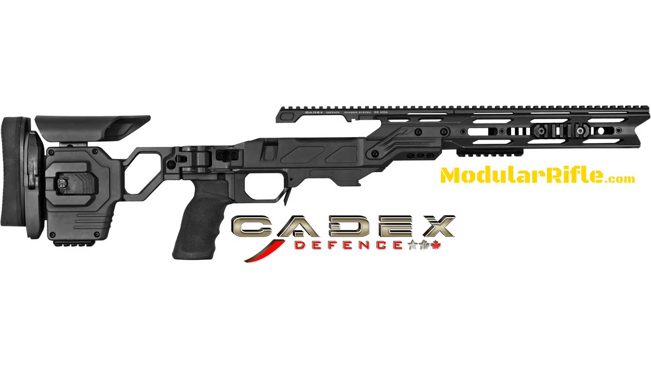 Cadex Lite Strike-Rifle Chassis System