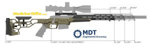 MDT ESS Chassis Dimensions