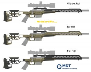 MDT ESS Chassis System Rail Mounting Options