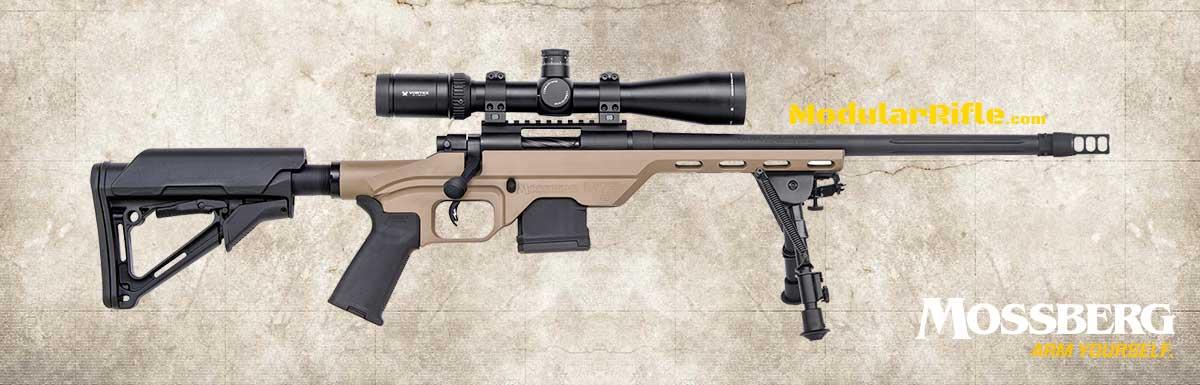 Mossberg MVP LC-Rifle MDT LSS