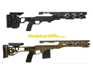 Remington RACS vs Cadex Dual Strike