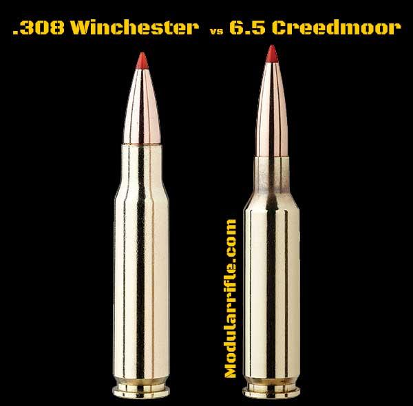 308 Winchester Versus 6.5 Creedmoor