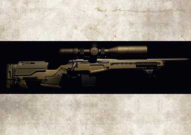 Picture of a 6.5 Creedmoor Long Range Sniper Rifle Build Guide
