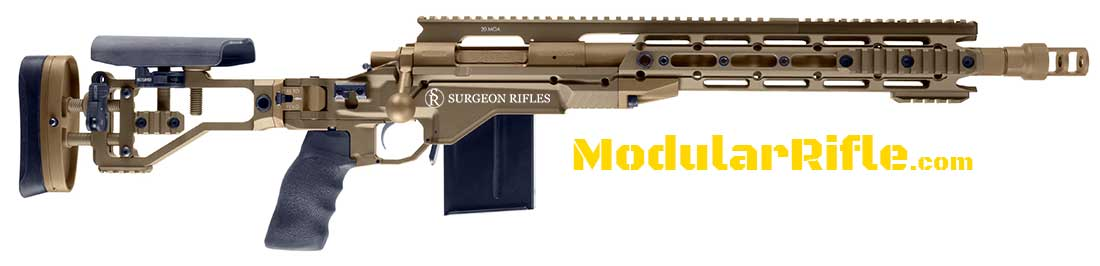 Picture of a Surgeon RACS Limited Sniper Rifle