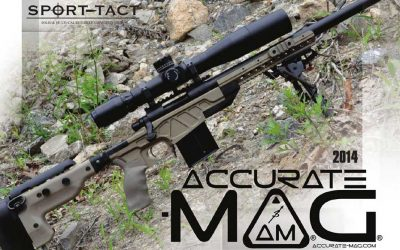 ACCURATE MAG SPORT TACT CHASSIS SYSTEM