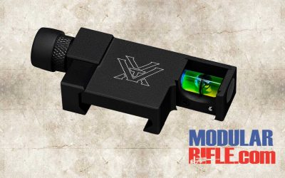 Vortex Optics Flare Bubble Level Anti-Cant Device Illuminated