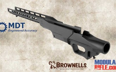 BROWNELLS MDT BRN-1 M-LOK CHASSIS | LSS