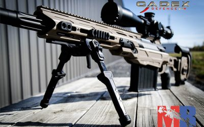 Cadex Falcon Bipod
