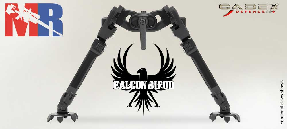 Picture of Cadex Falcon Bipod
