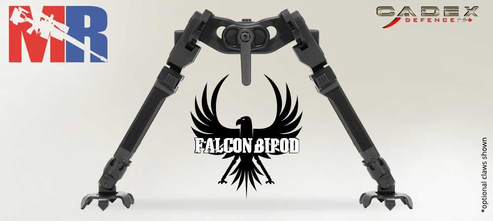 Picture of Cadex Falcon Bipod