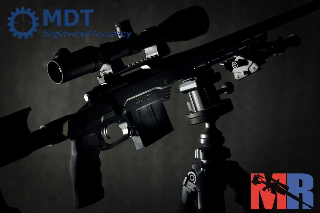 Modular Driven Technologies LSS XL Gen2 Rifle Chassis System