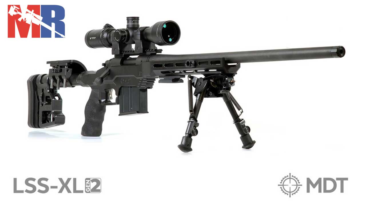 Picture of a MDT LSS XL Gen2 Rifle Chassis System