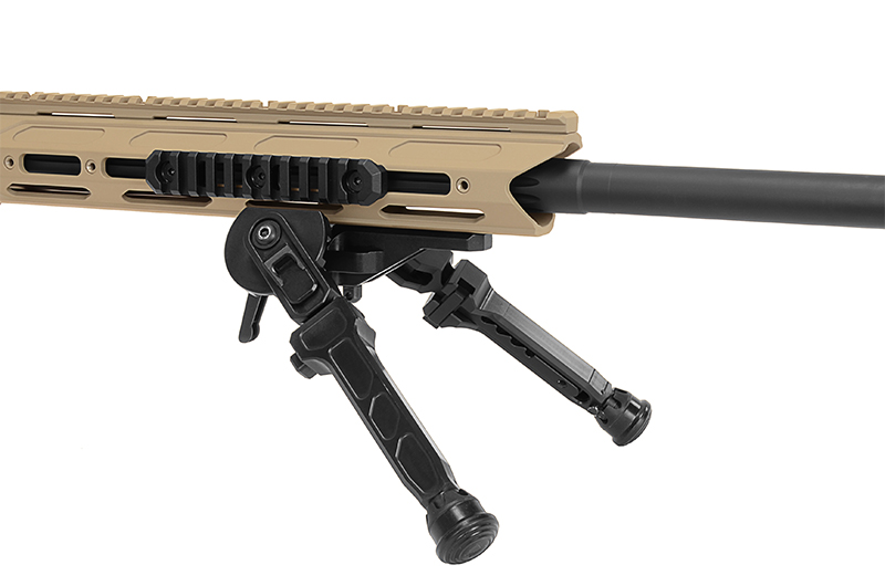 Cadex Falcon Bipod Extended Forward