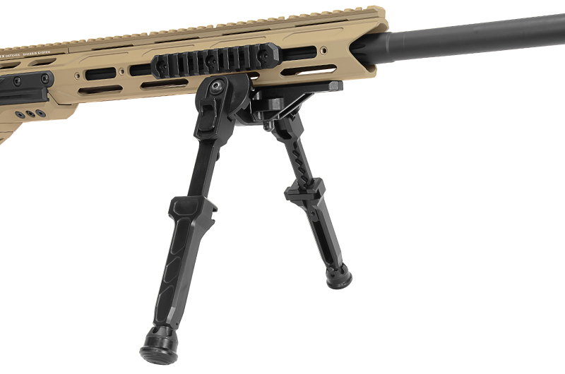 Cadex Falcon Bipod Extended Position
