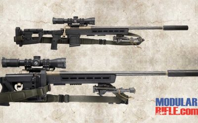 MAGPUL PRO 700 REMINGTON 700 RIFLE CHASSIS SYSTEM