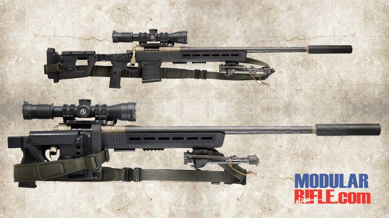 Picture of a Magpul Pro 700 Rifle Chassis