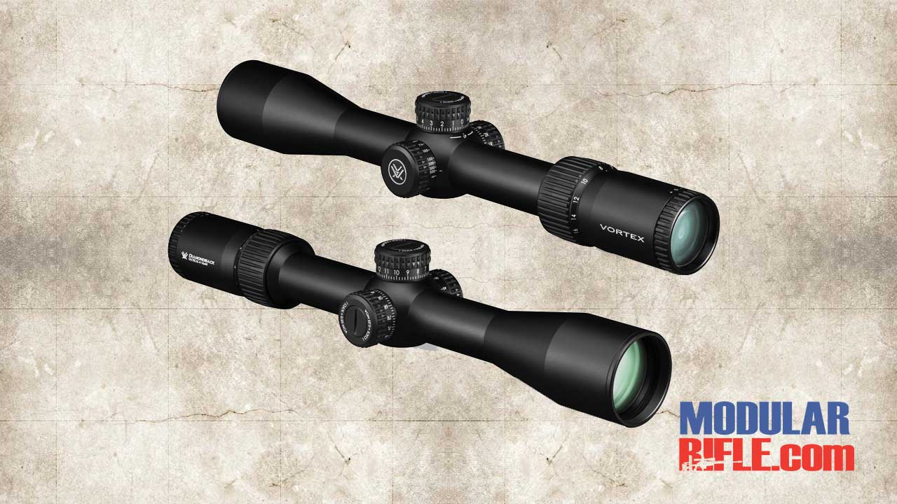 Picture of Vortex Diamondback Tactical 4-16x44 FFP Rifle Scope