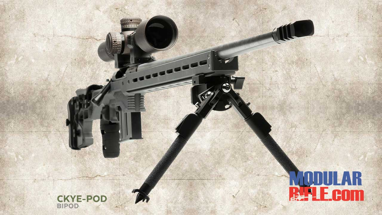 Picture of a MDT Ckye-Pod Bipod