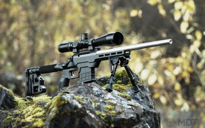 MDT Releases Generation 2 LSS Rifle Chassis