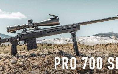 Magpul Pro 700L Remington 700 Long Action Chassis