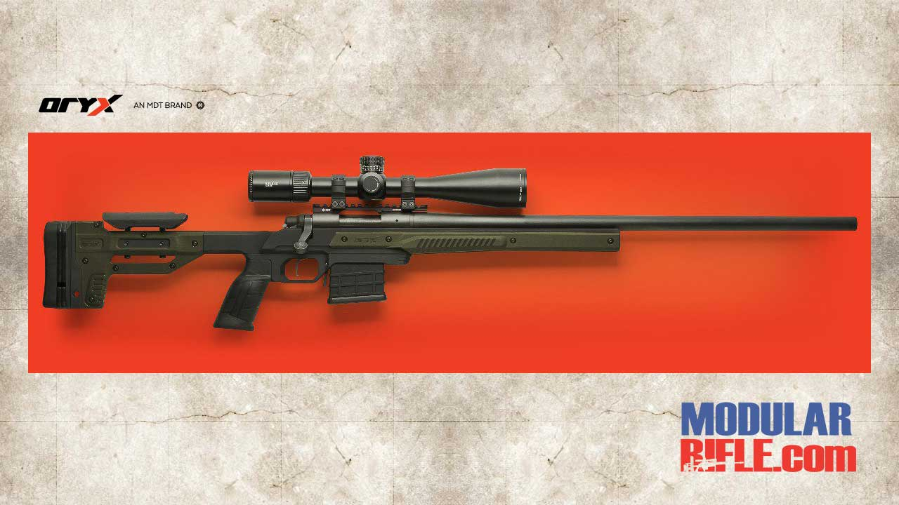 ORYX Rifle Chassis System By MDT Only $400! Fits Remington