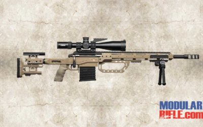 VICTRIX ARMAMENTS SCORPIO TCT PRECISION RIFLE