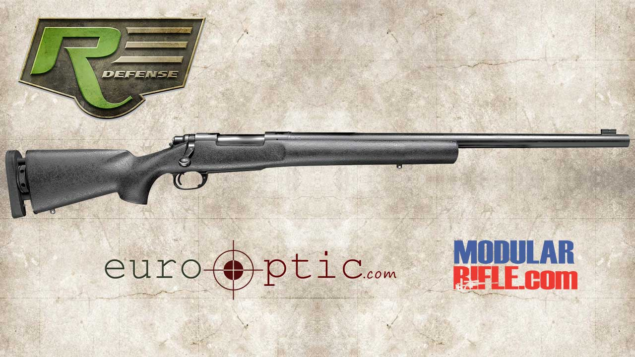 Remington Rifles Archives | Modularrifle com